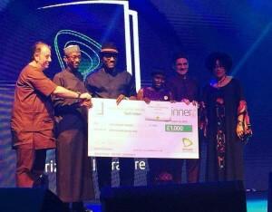 Ojuolape Kuti 2015 Etisalat Prize Winner