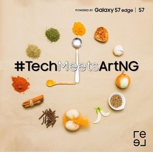 Rele - Samsung Food Art