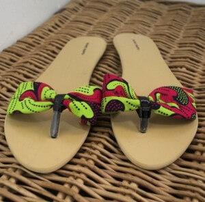 Kene Rapu shoe