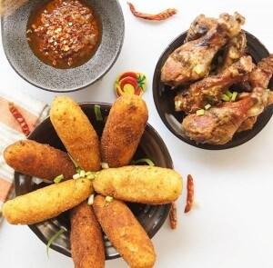 Iquo Ukoh food