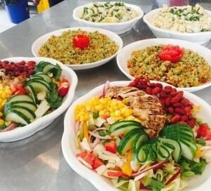 Tiyan Alile food