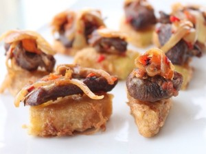 Folahan Soetan Tatashe food