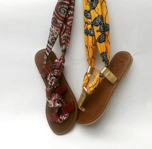 Idong Harrie sandals