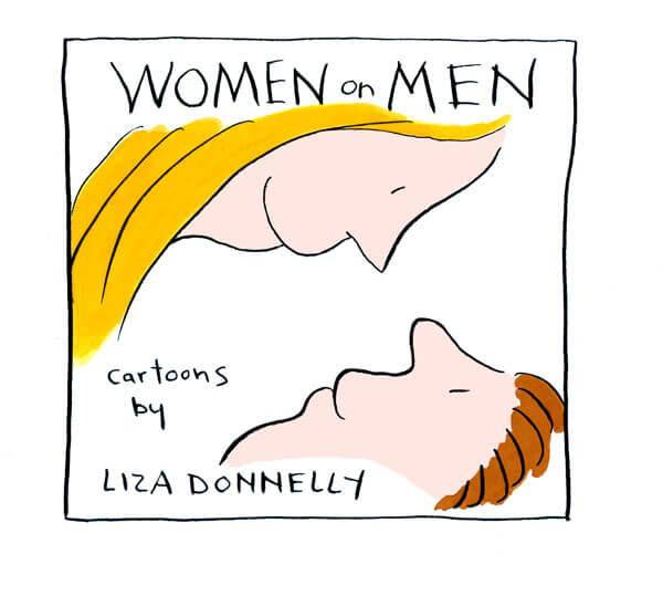 Liza Donnelly's Book - Women on Men