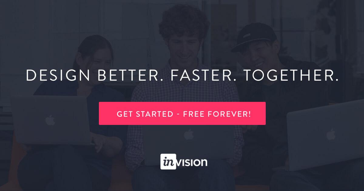 InVision UX Design App