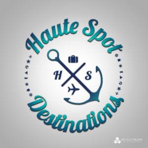 Haute Spot Branding by Brittney Fells