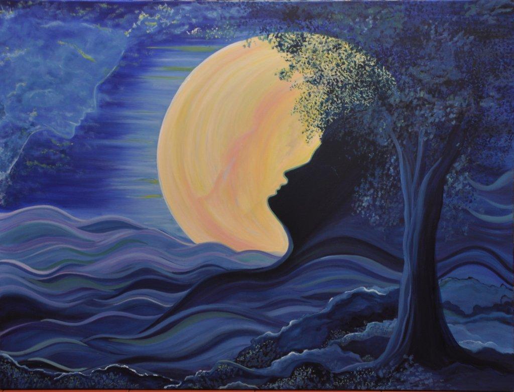Radhika Prabhu painting