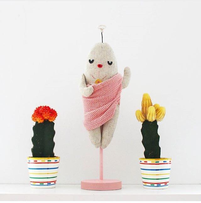 Textile Stuffed Animal