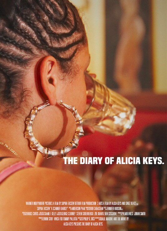 Alicia Keys -album movie poster
