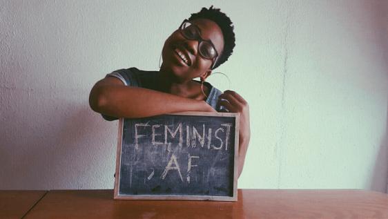 Letlhogonolo Swaratlhe Feminist
