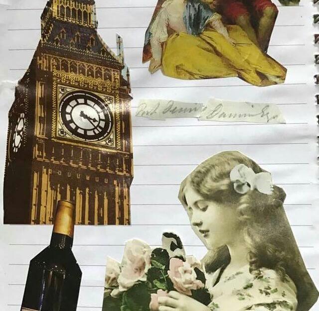 Huda Fatima Art Collage