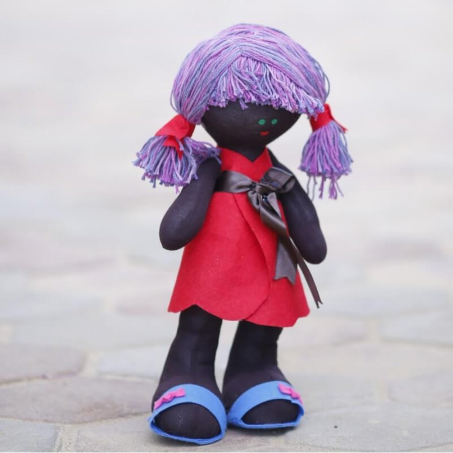 Paf Dolls -tilia-the-bedouin-red
