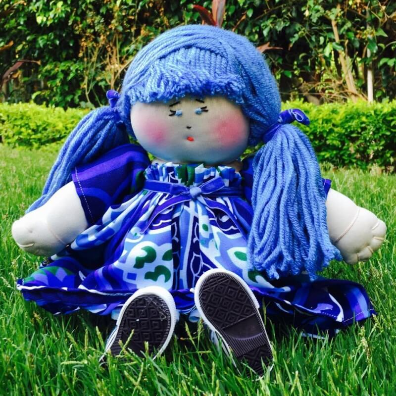 Paf Dolls - tilia-the-chubby-ramadan-collection