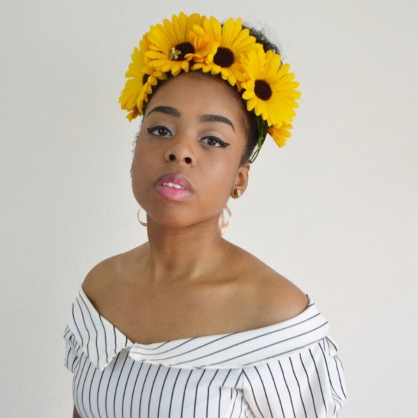 Jacque Aye flower-crown-sunflower