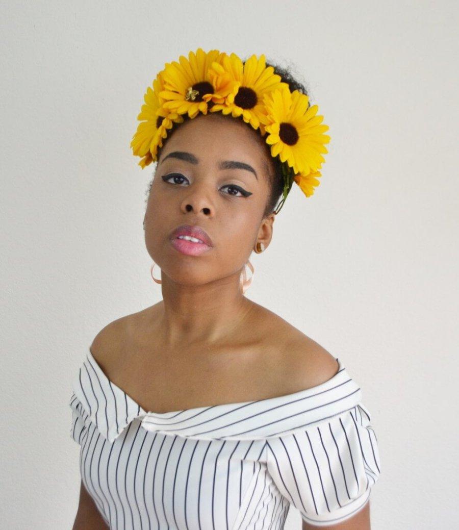 Jacque Aye flower-crown-sunflower