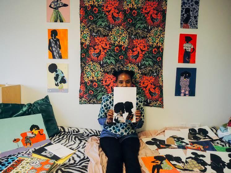 Jamilla Okubo Contemporary African Artist
