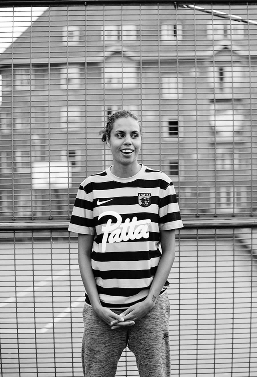 women football - weekly creative