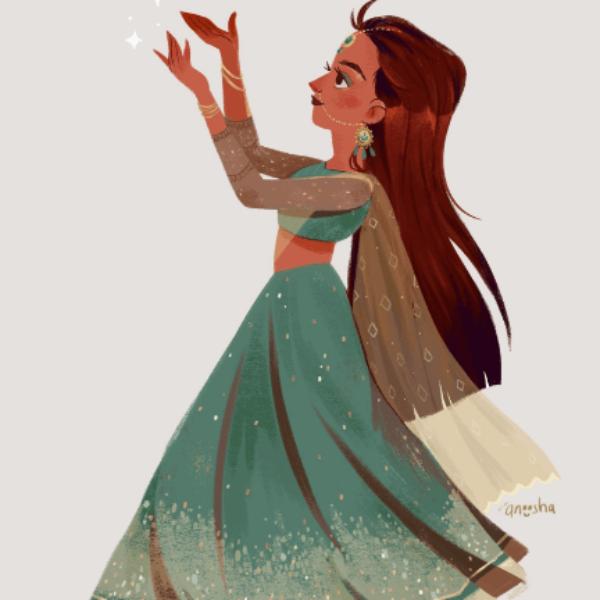 Anoosha Syed #visiblewomen