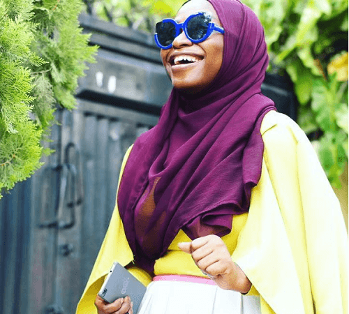 Roqeebah O - fashion tips from creative women