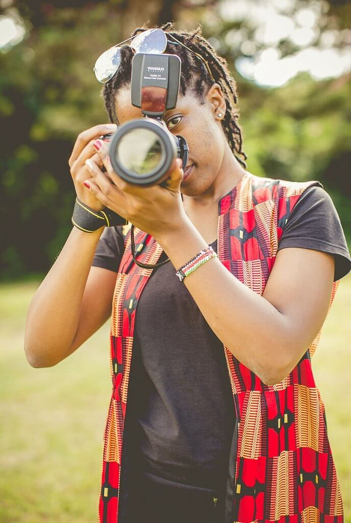 Valerie Mwango - Tafari Photography