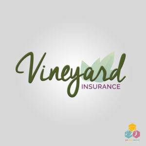 Vineyard Branding by Brittney Fells