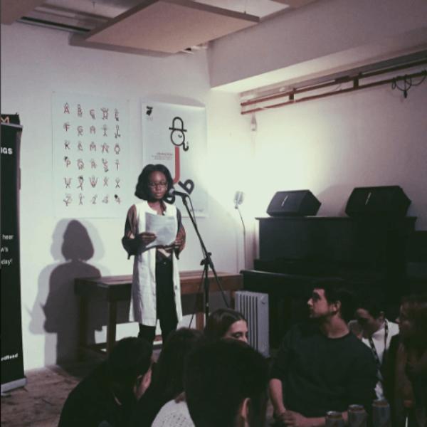 Anjola Adedayo