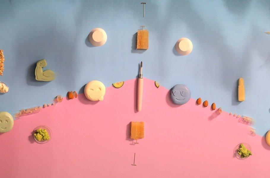 Anna Keville emoji soaps emojibons