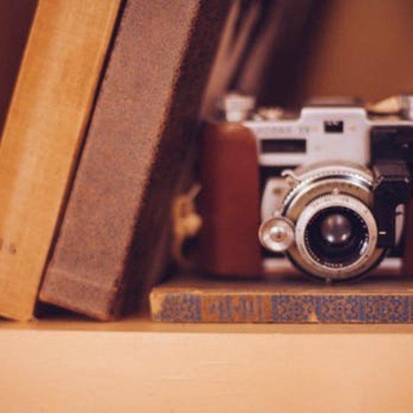 old camera photograph