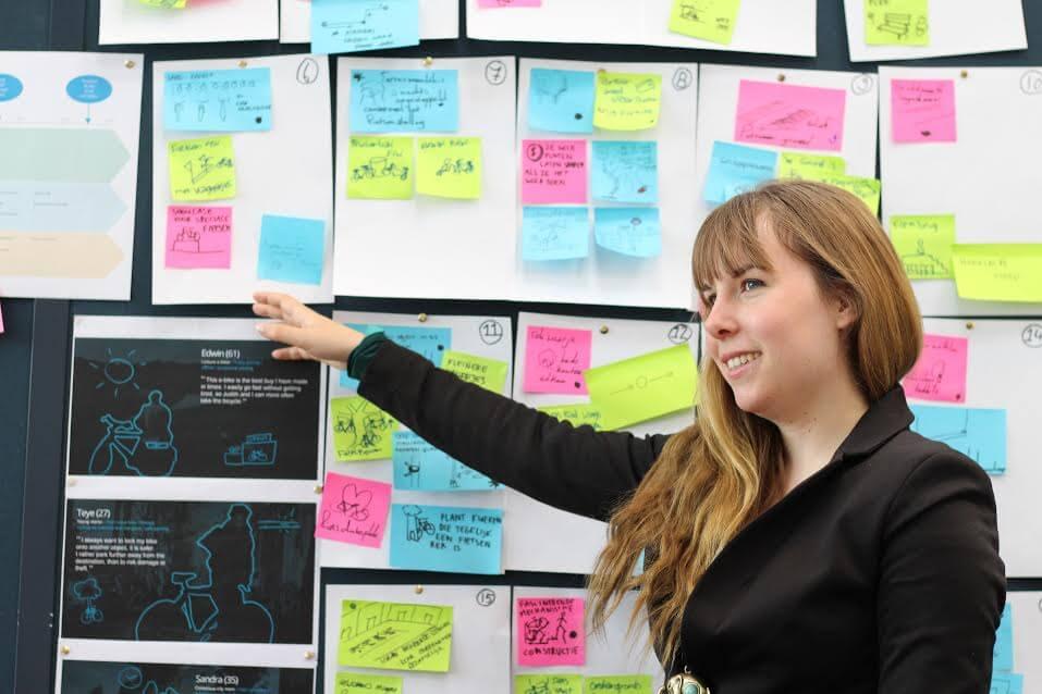 Marieke Lous - Designer on handling clients