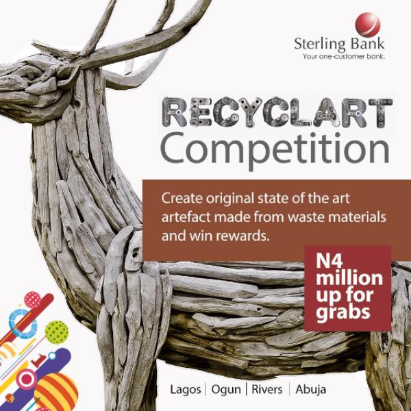 Sterling bank recyclart