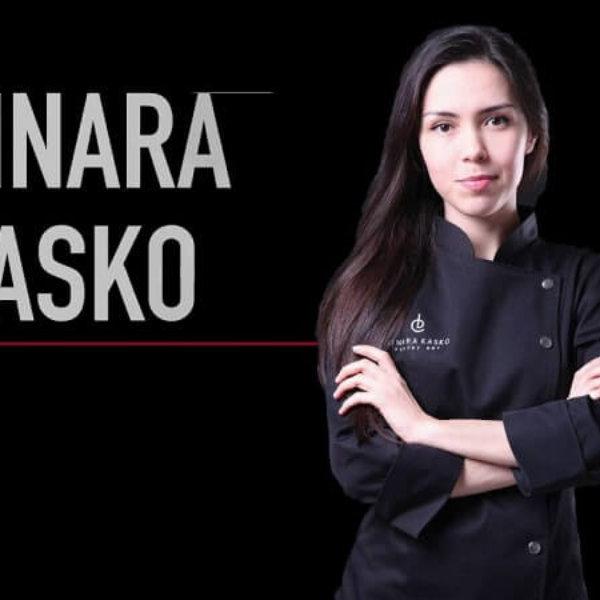 Dinara Kasko Pastry Chef