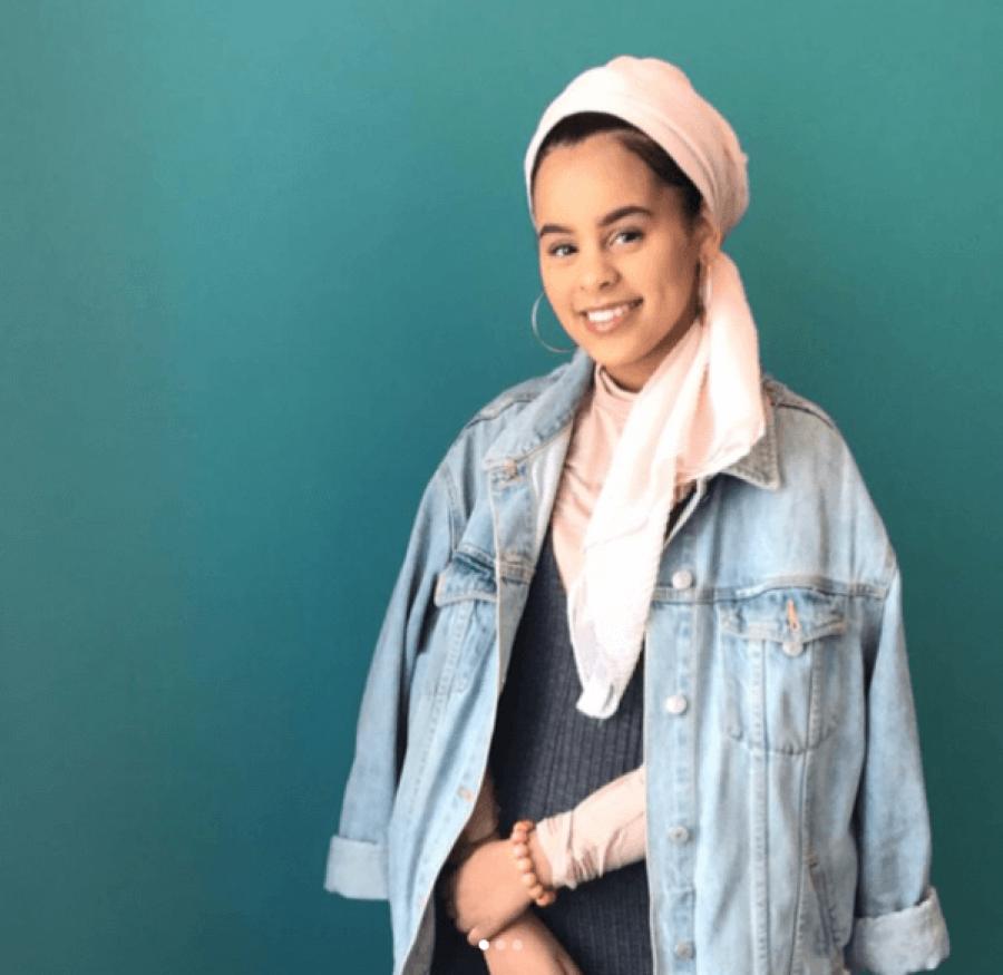 Najwa Umran of Female Muslim Creatives