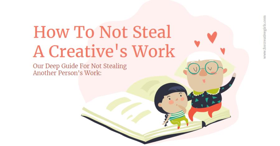 Not Steal Art Guide