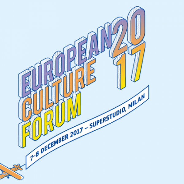 European Culture Forum 2017