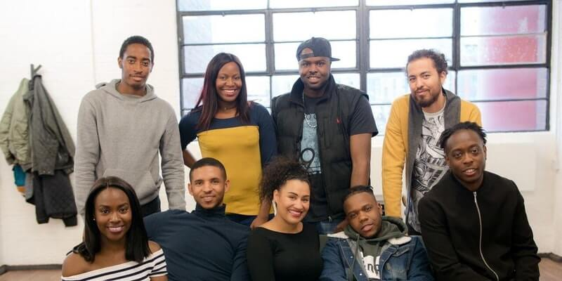 Puch Black Filmmakers In Birmingham