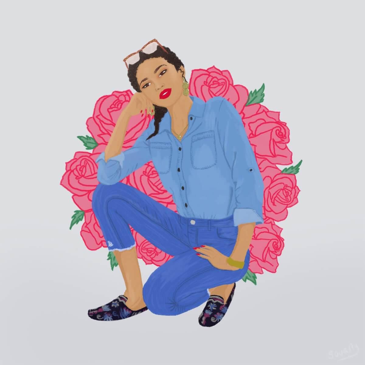 South Asian Artist - heysouu