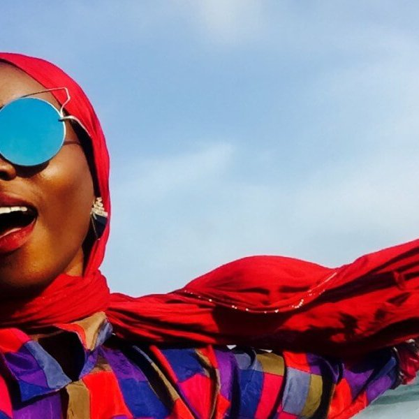 Zainab Sarumi of Eyewear, shoe brand, Soles and Shades