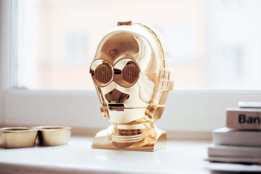 Fiction - c3po - short fiction