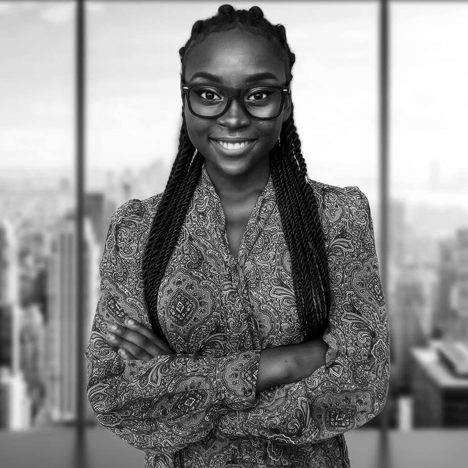 Tope Nkechi Akintola - Designer on Handling Clients