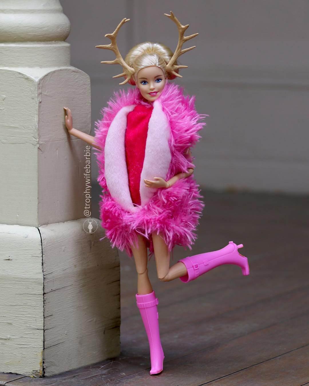 Annelies Hofmeyr Trophy Wife Barbie - For Creative Girls