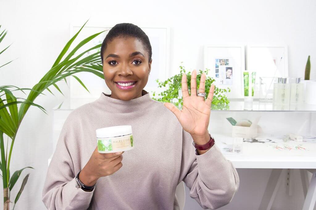 Zeze Oriaikhi-Sao - Skincare Company Malée