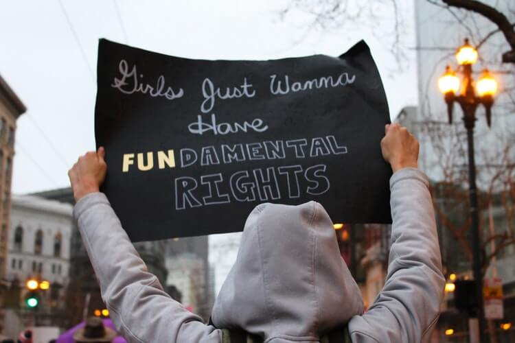 feminism and fundamental human rights 2018