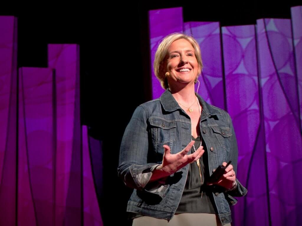 Brene Brown Talks - Faith & Vulnerability