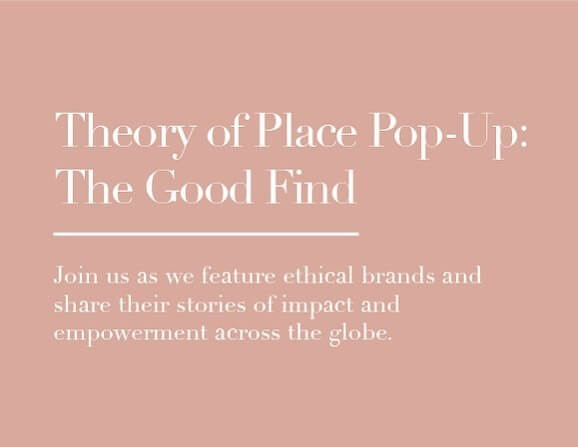 New York - Attend Theory of Place Pop-up