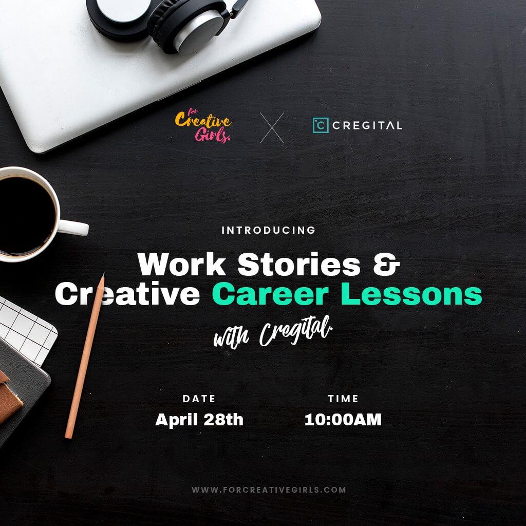 For Creative Girls - Cregital