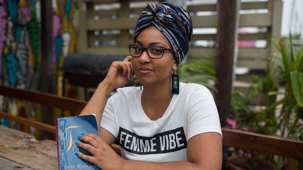 Pamela Ohene-Nyako - Black Literature - Afrolitt Founder