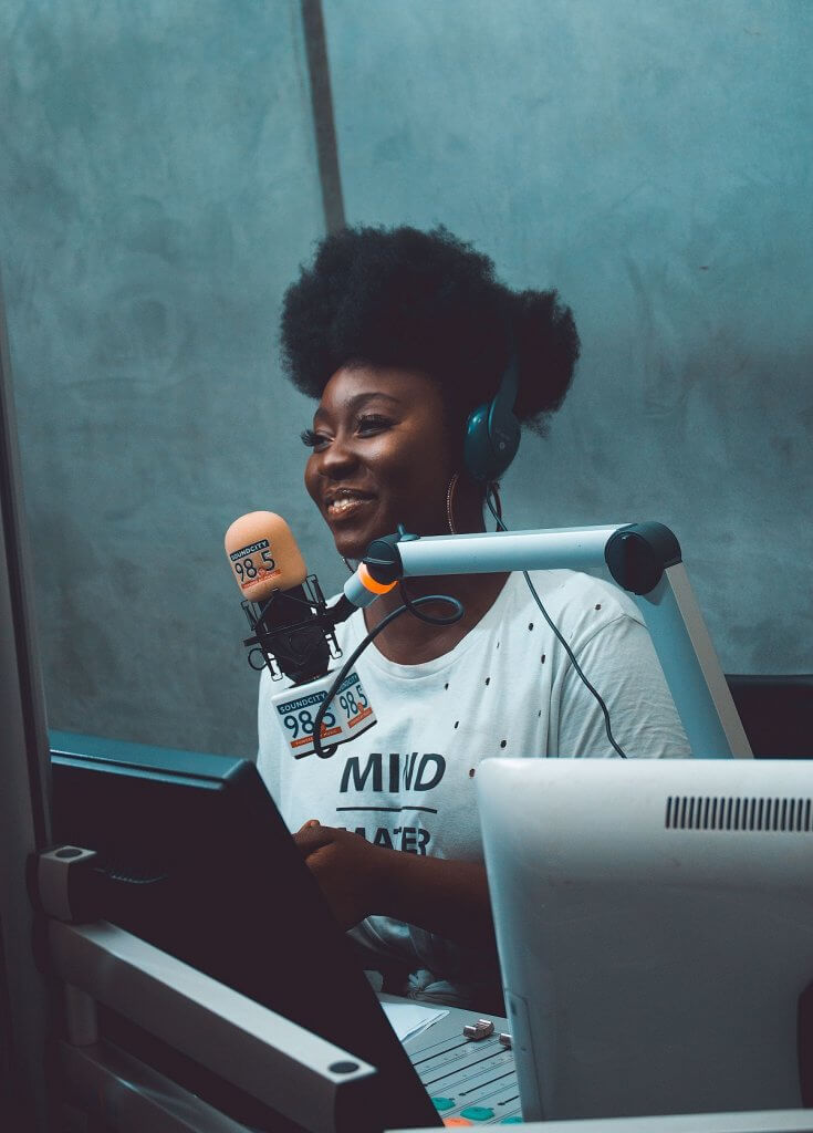 Awazi Angbalaga on Becoming an OAP at Soundcity and Combating Body Shaming in Girls
