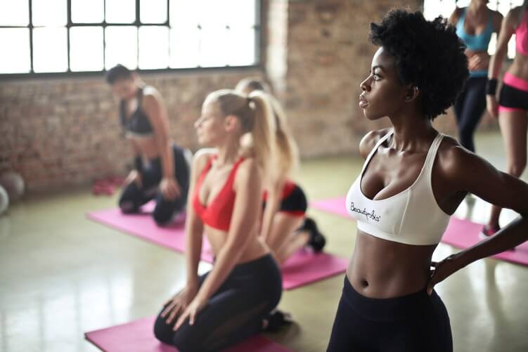 Becoming a Strong Independent Woman - Health and Exercise