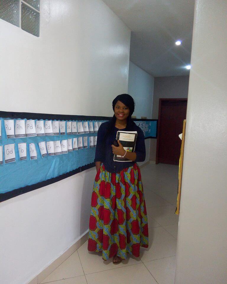 Literature Teacher and Writer - Jennifer Emelife - For Creative Girls FCG5