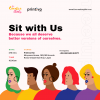 Sit With Us | Female Creatives Meetup with Printivo